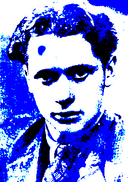 blue dylan by lidia