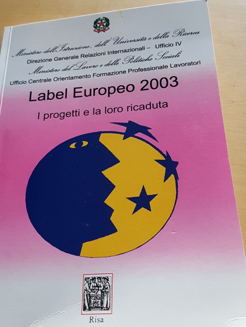 LABEL 2003 copertina