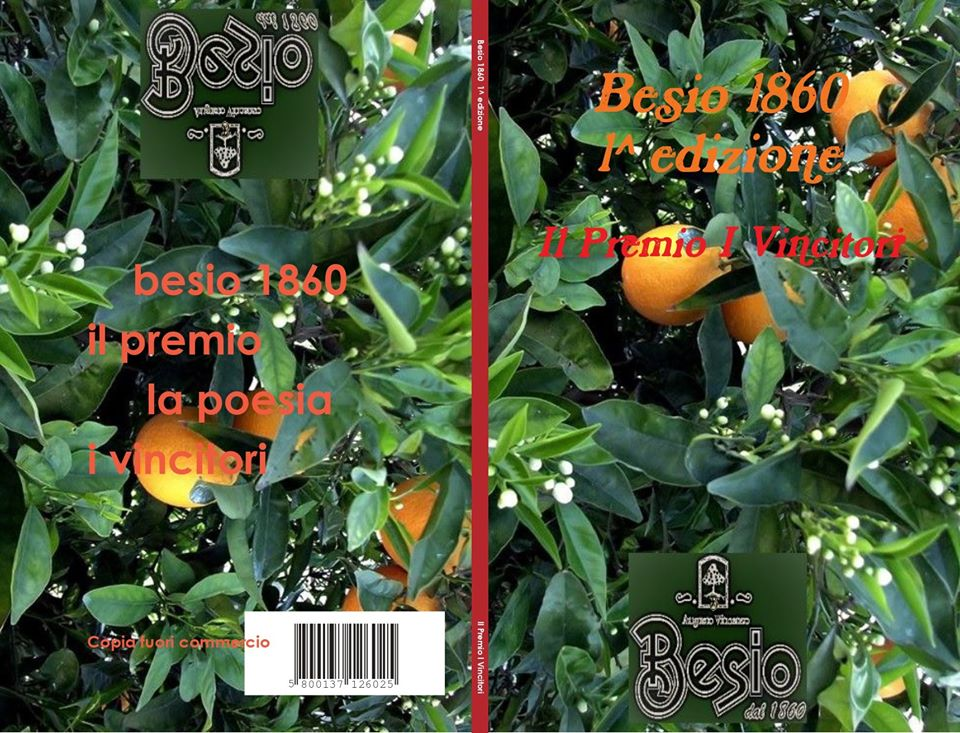 PREMIO BESIO copertina